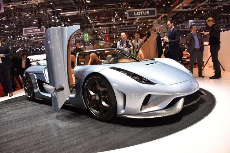 2019 Koenigsegg Hypercar Rendered Loosely Based On Official Teaser