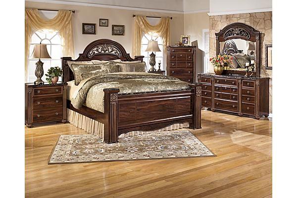 Ashley Furniture Bedroom Pinterest Traditional design