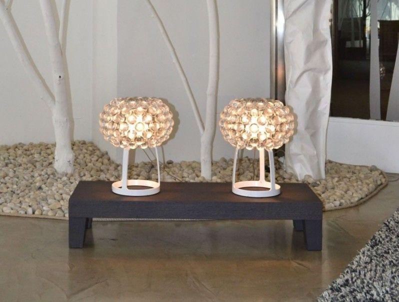 Лампа настольная Foscarini Caboche Gold D35 by Patricia Urquiola - designermobel einrichtung hotel venedig