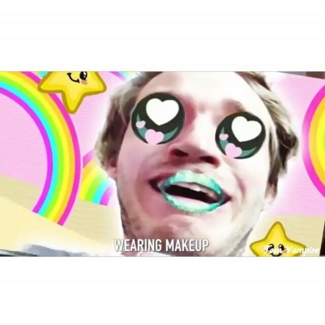 #kawaii @pewdiepie  My bae! Sense 2013 ive watched this guy grow more and more and never got bored RECORD! #senpai #pewdiepie please tag him!!? by teenvampirre