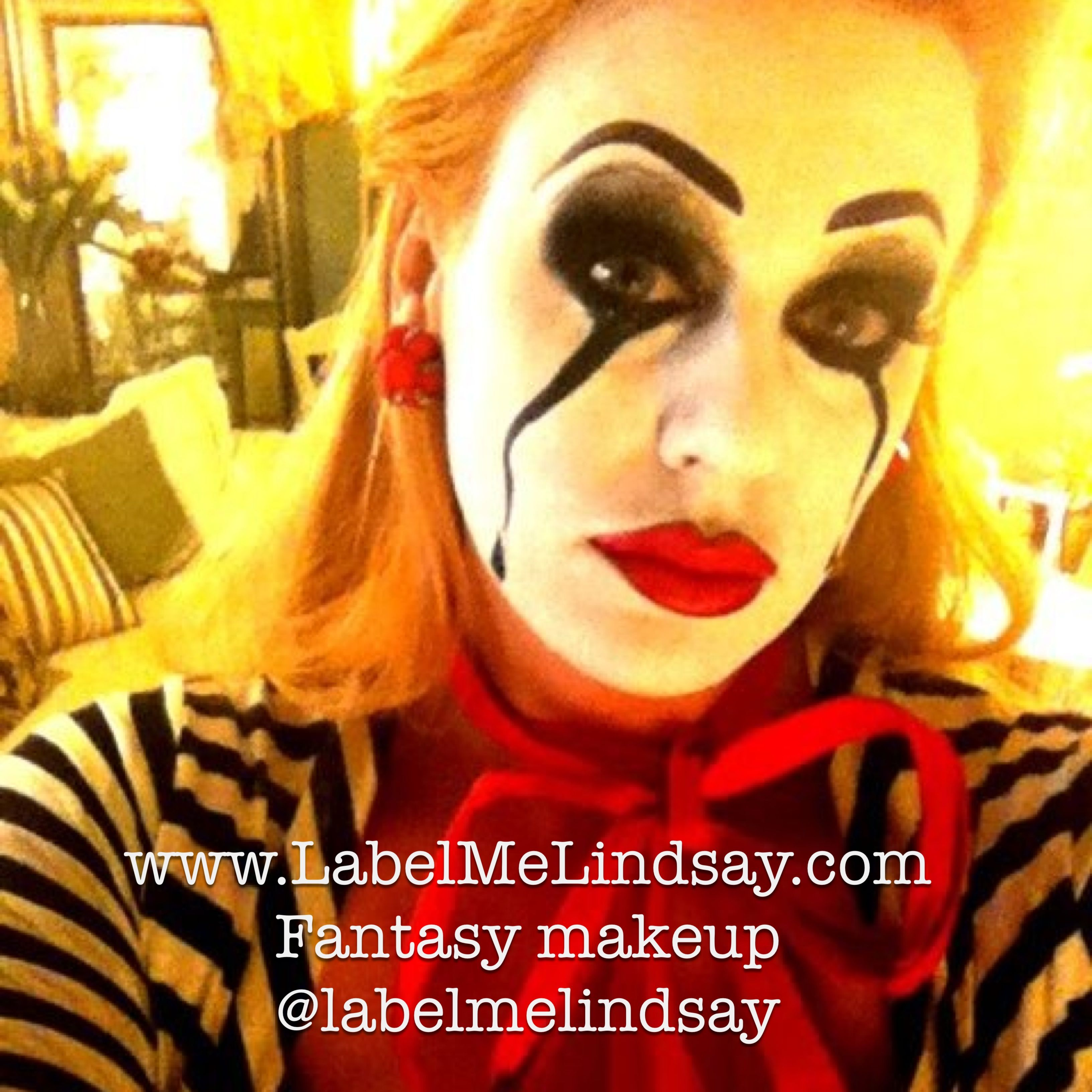 Halloween face painting mime makeup sad mime French clown | My ...