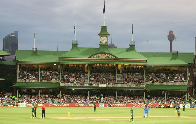 Best Cricket Stadiums In The World Australian Continent Sydney Cricket Ground Australia