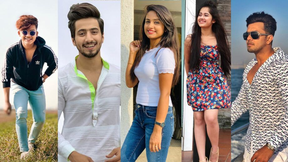 Riyaz Aly Faisu Nisha Guragain Jannat Zubair Awez Darbar Top Indian Tiktok Stars Their Stardom Latest Funny Videos Funny Gif Best Funny Videos