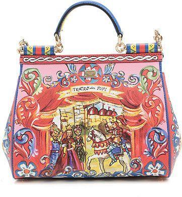 Dolce   Gabbana Handbags Collection  855fca9bef235