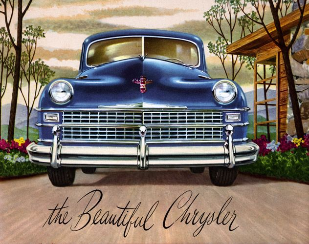 1947 Chrysler.