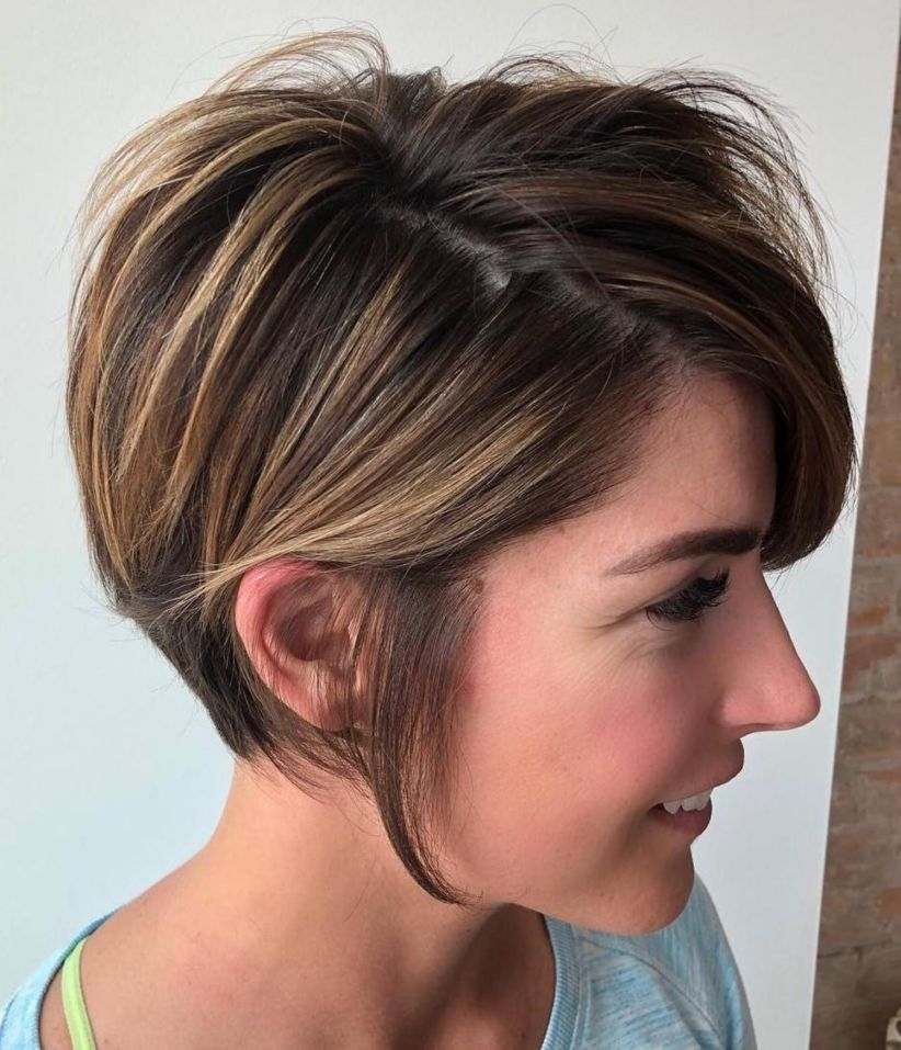 100 Mind-Blowing Short Hairstyles for Fine Hair | Fine ...