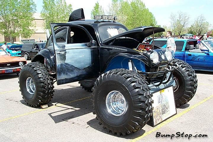 Monster bug...