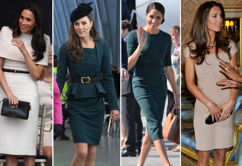 Should you follow Kate Middleton's diet or Meghan Markle's