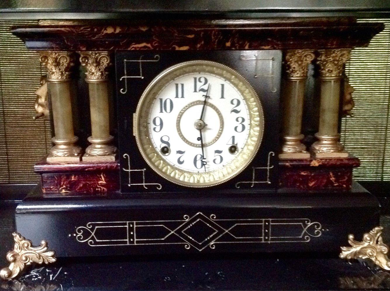 Dating celluloid clocks