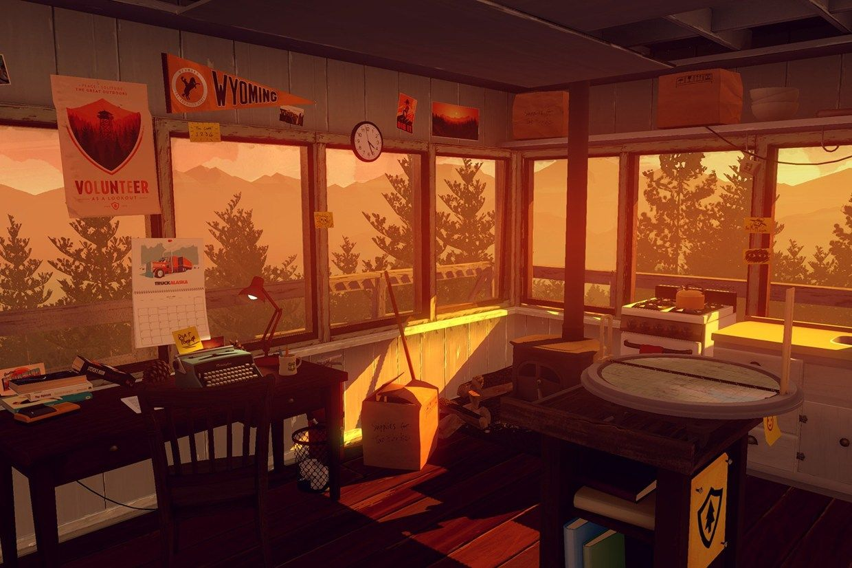 'Firewatch' might be 2015's most beautiful game
