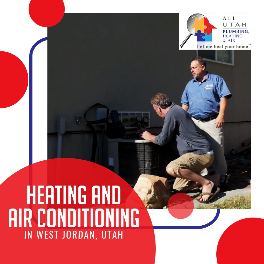 Looking for a heating contractor? All Utah Plumbing