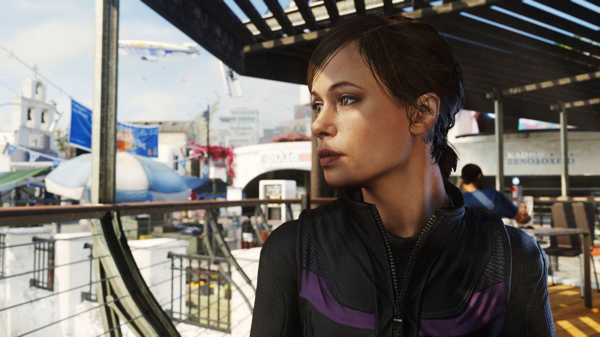 Angela Gots ilona (angela gots): | call of duty, advanced warfare, warfare