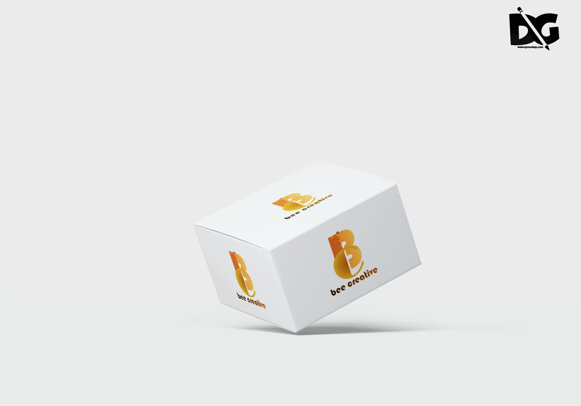 Download Open Tilt Acrylic Box Mockup Box Mockup Acrylic Box Free Mockup