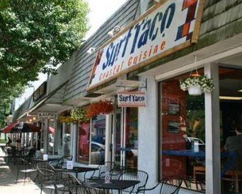 Dog Friendly Restaurants In Long Branch Nj Us Long Branch Surf Taco Surfing