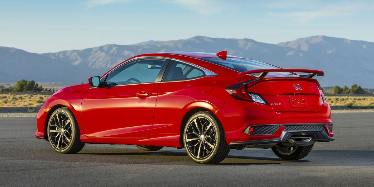 View Photos of the 2020 Honda Civic Si Honda civic si