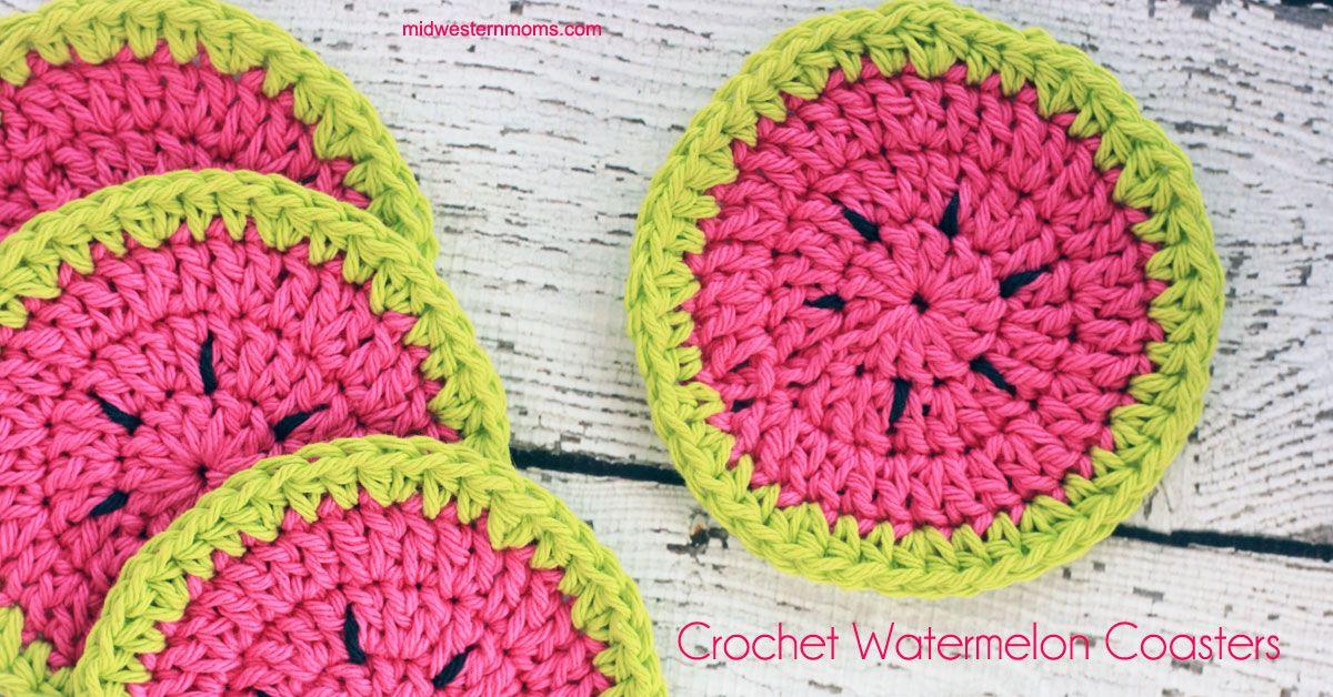 Free #crochet pattern - super cute! http://midwesternmoms.com ...