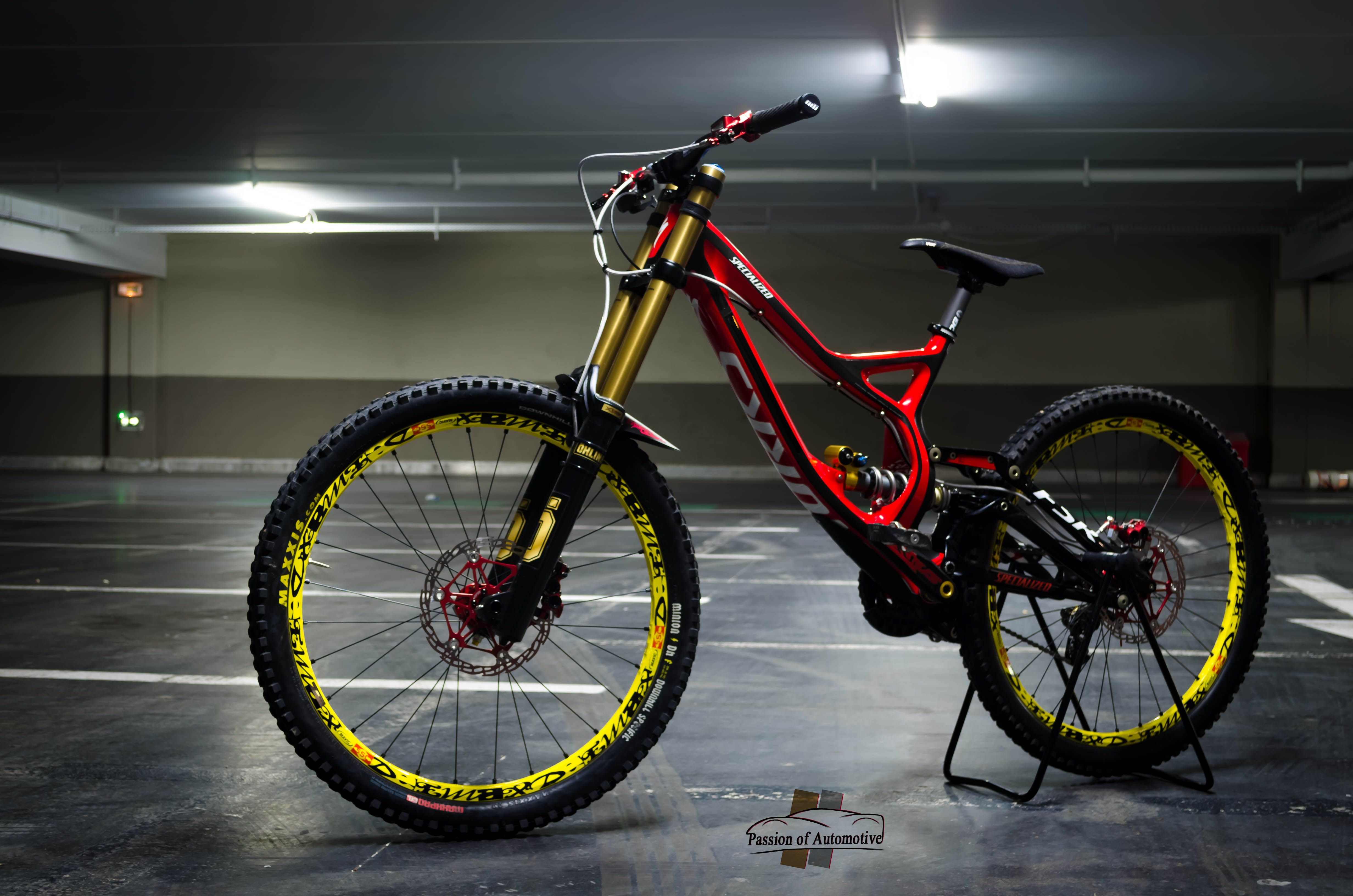 Sporting Goods Capable Scott Mountain Bike Mtb Cycle Cadre Stickers Autocollant Jaune Bicycle Accessories