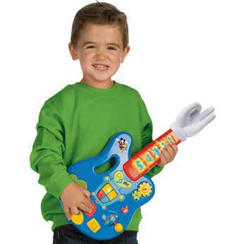 Mickey Mouse Club House Guitar   Mickey mouse club ...