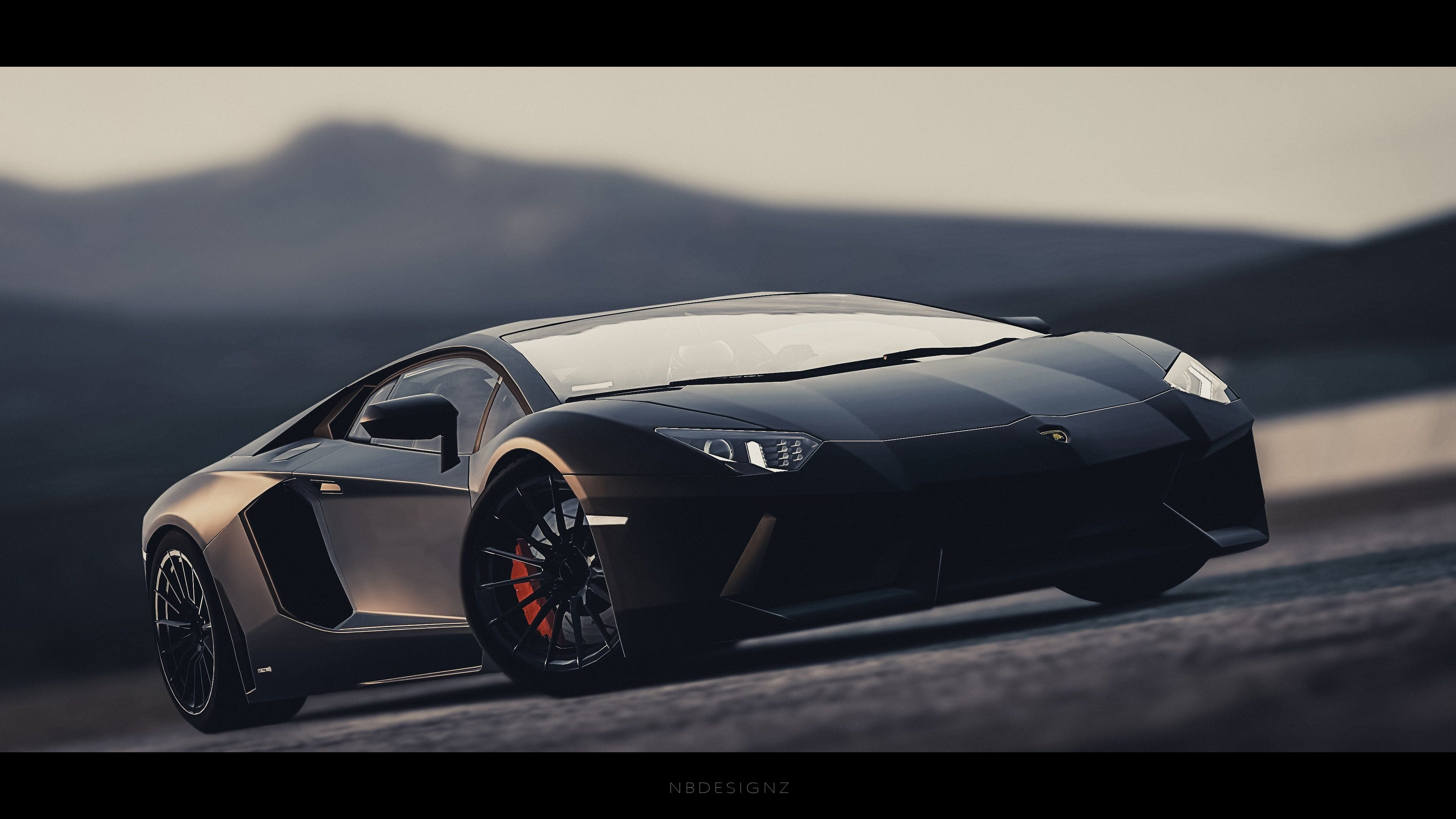 #4k Lamborghini Aventador Hd Wallpaper (3840x2160)