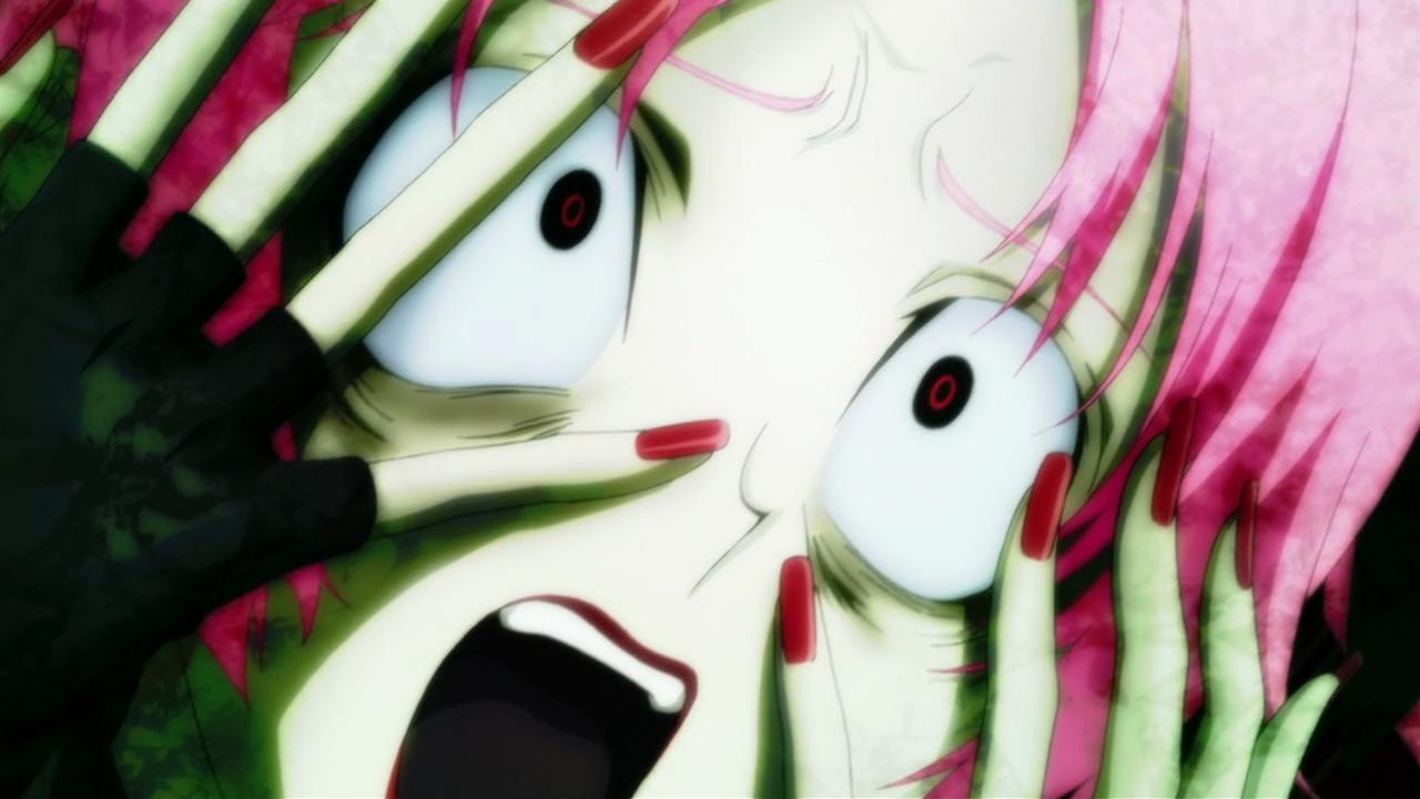 Megumi anime shiki Shiki, Strange family, Anime