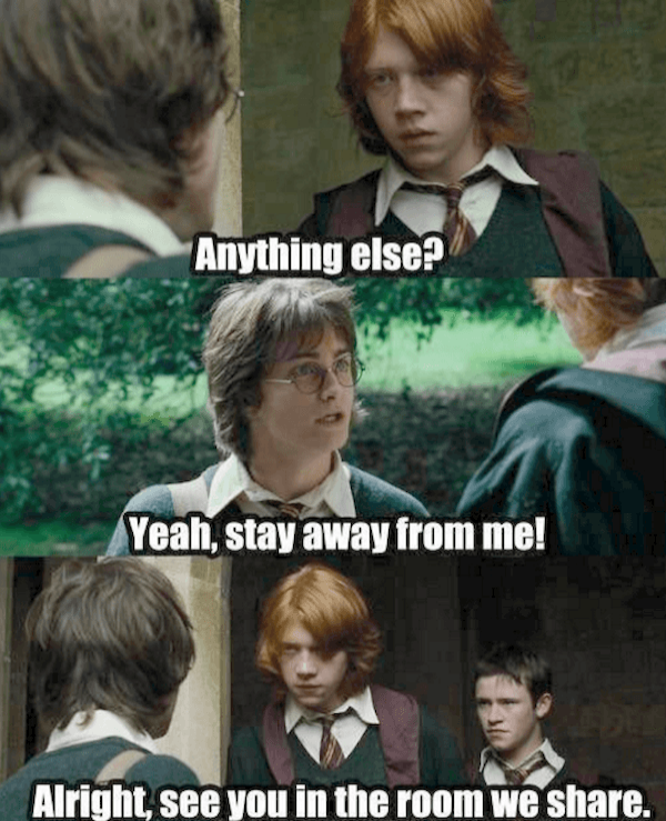 Harry Potter Memes Funny Clean About Harry Potter Characters Books Vs Movies Around Harry Pot Harry Potter Jokes Harry Potter Memes Hilarious Harry Potter Cast