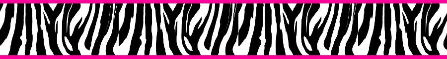 zebra print wallpaper border | Hot pink wallpaper, Pink ...