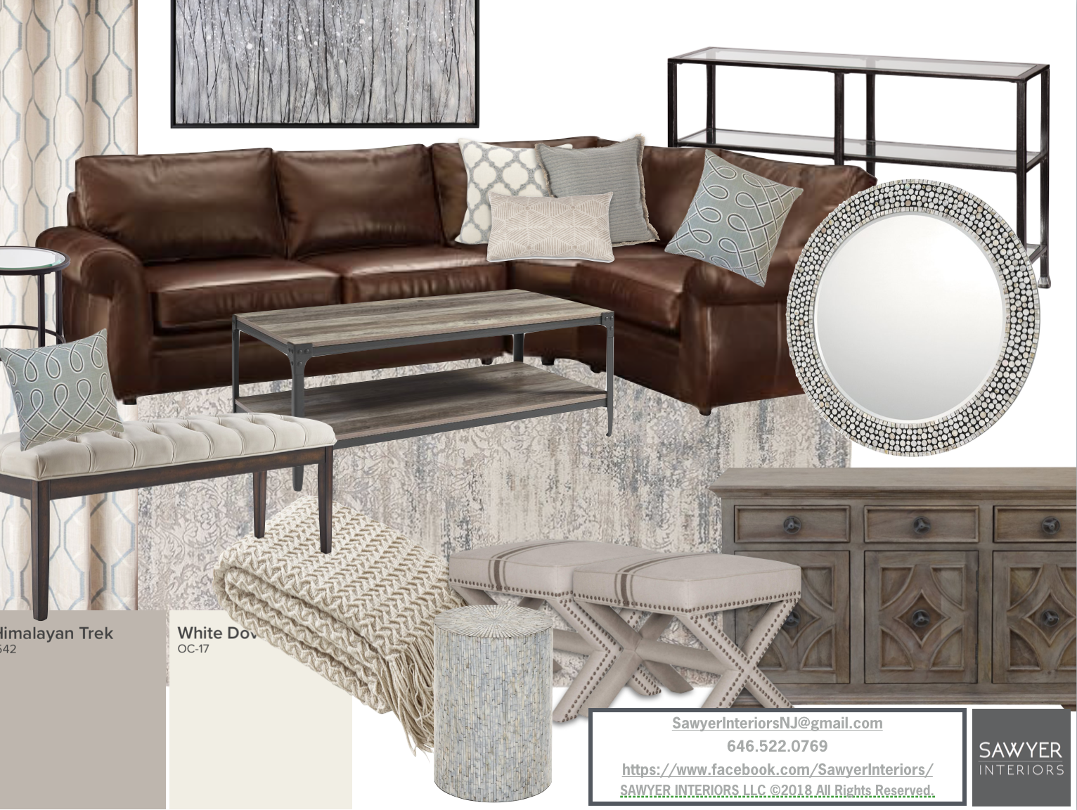 Relaxing Neutrals Family Room Wayfair Overstock Pottery Barn Joss Main Birch Lane Neutral Family Room Home Decor Family Room