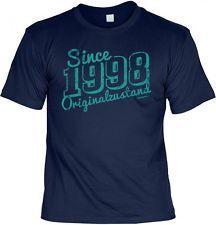 T Shirt Originalzustand Since 199 Geschenke Zum 16