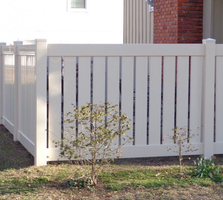 The American Fence Company - Vinyl Fencing, Vinyl Semi-Private - AFC ...