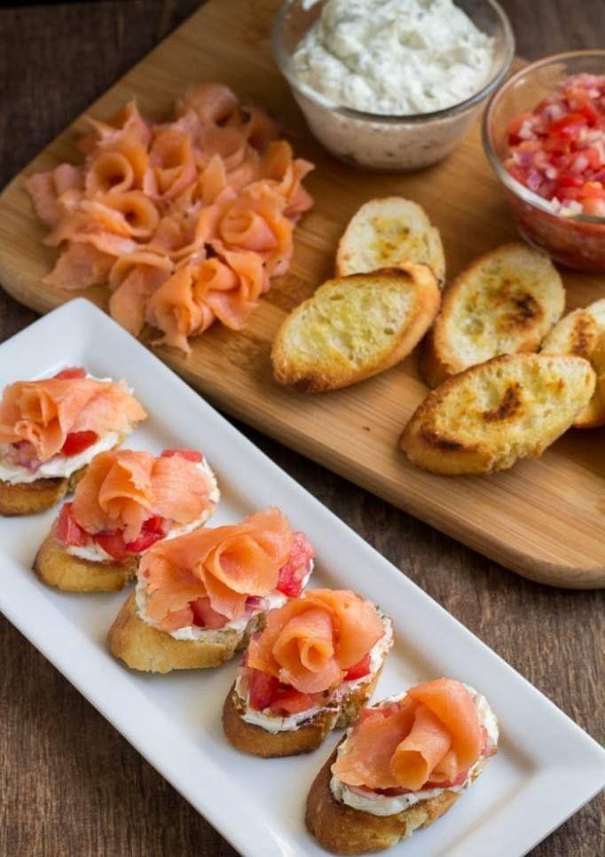 Risultati immagini per bruschette bruschette pinterest for American cuisine appetizers