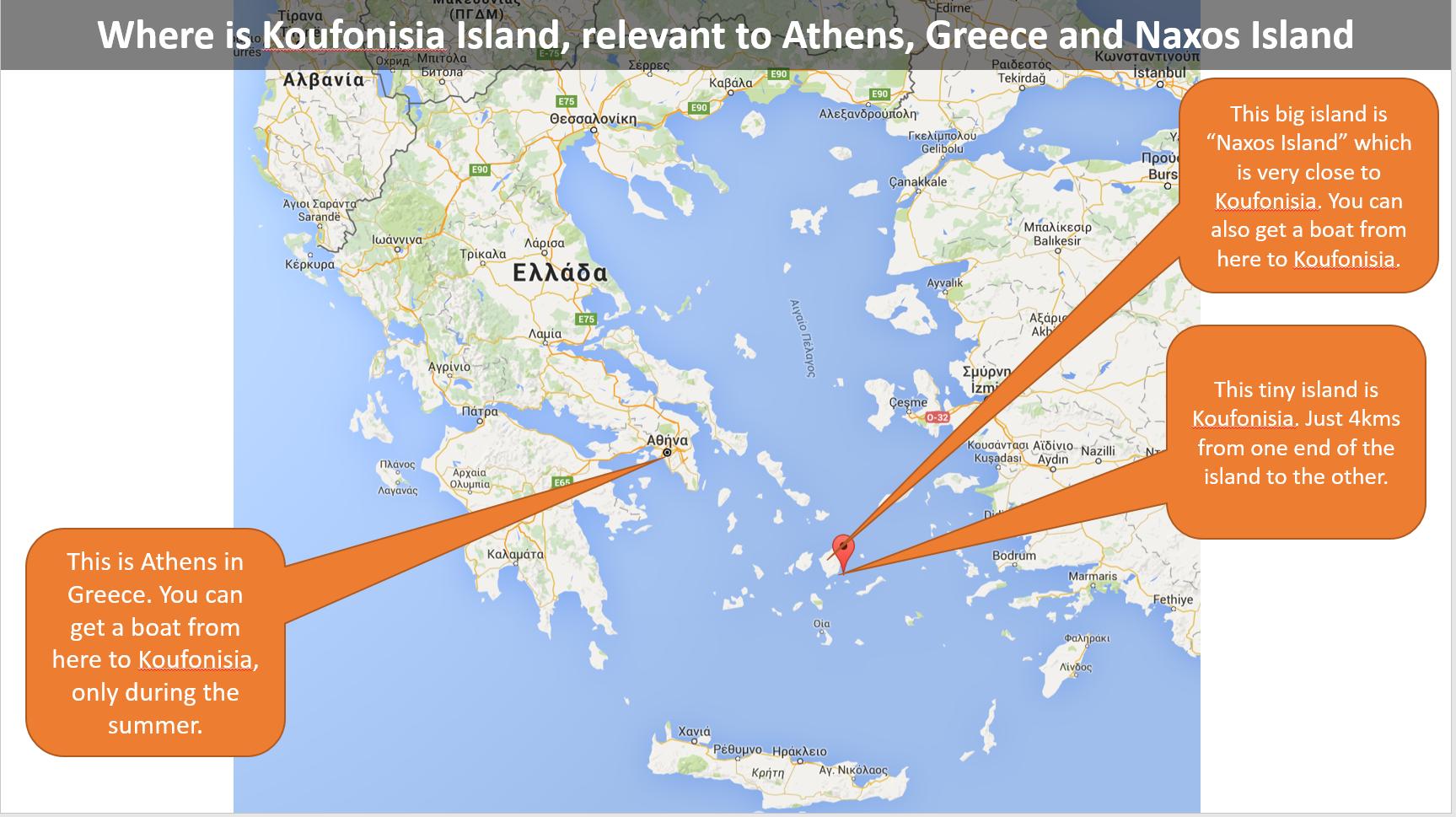 What to Do in Koufonisia Island Greece Beach