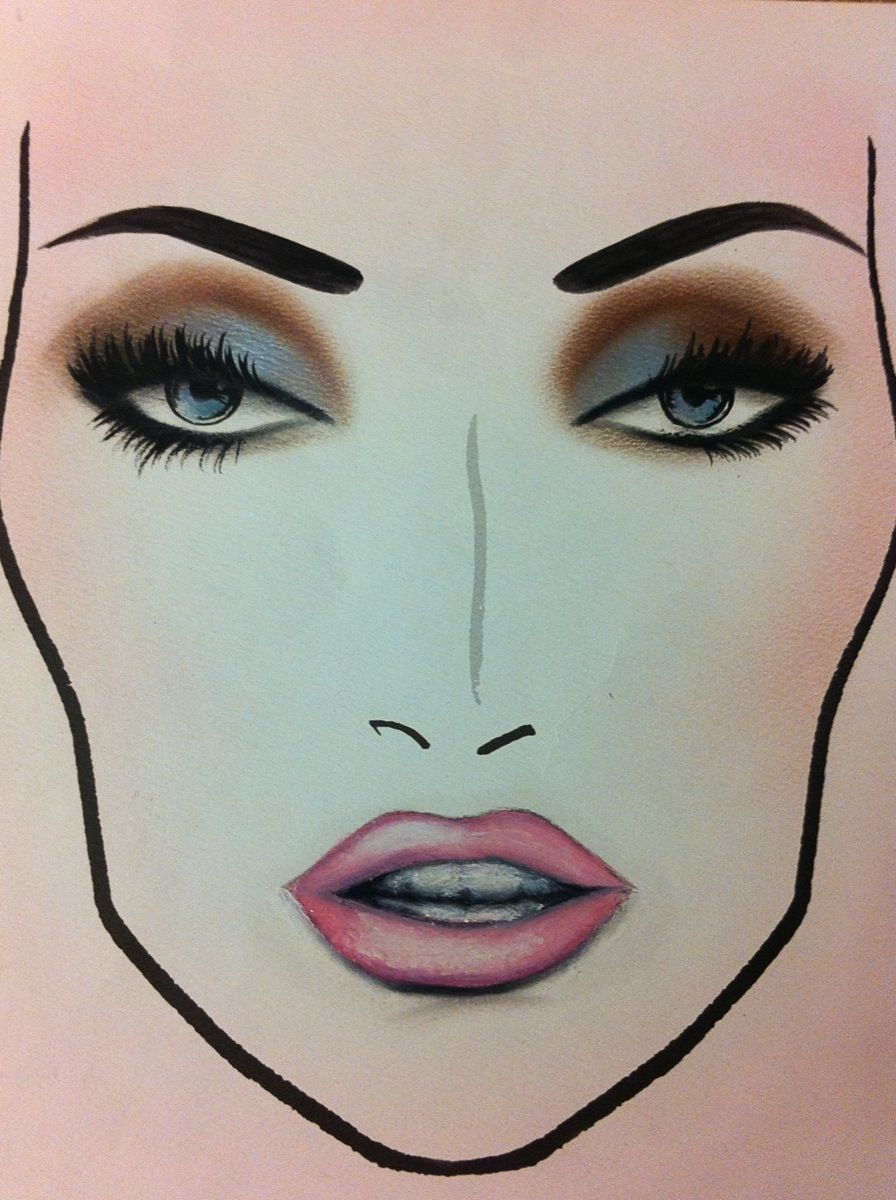Face charts face charts i heart make up face it face charts face charts i heart make up baditri Gallery