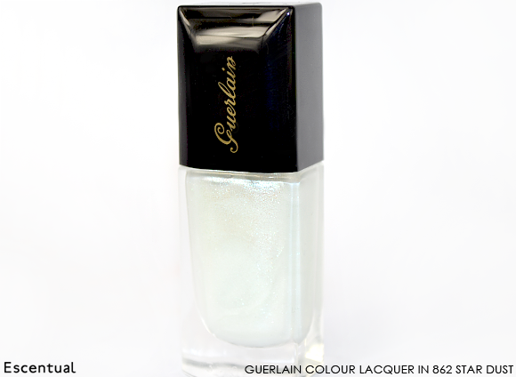 Guerlain Colour Lacquer in 862 Star Dust from the Meteorites Blossom Spring Look #Beauty