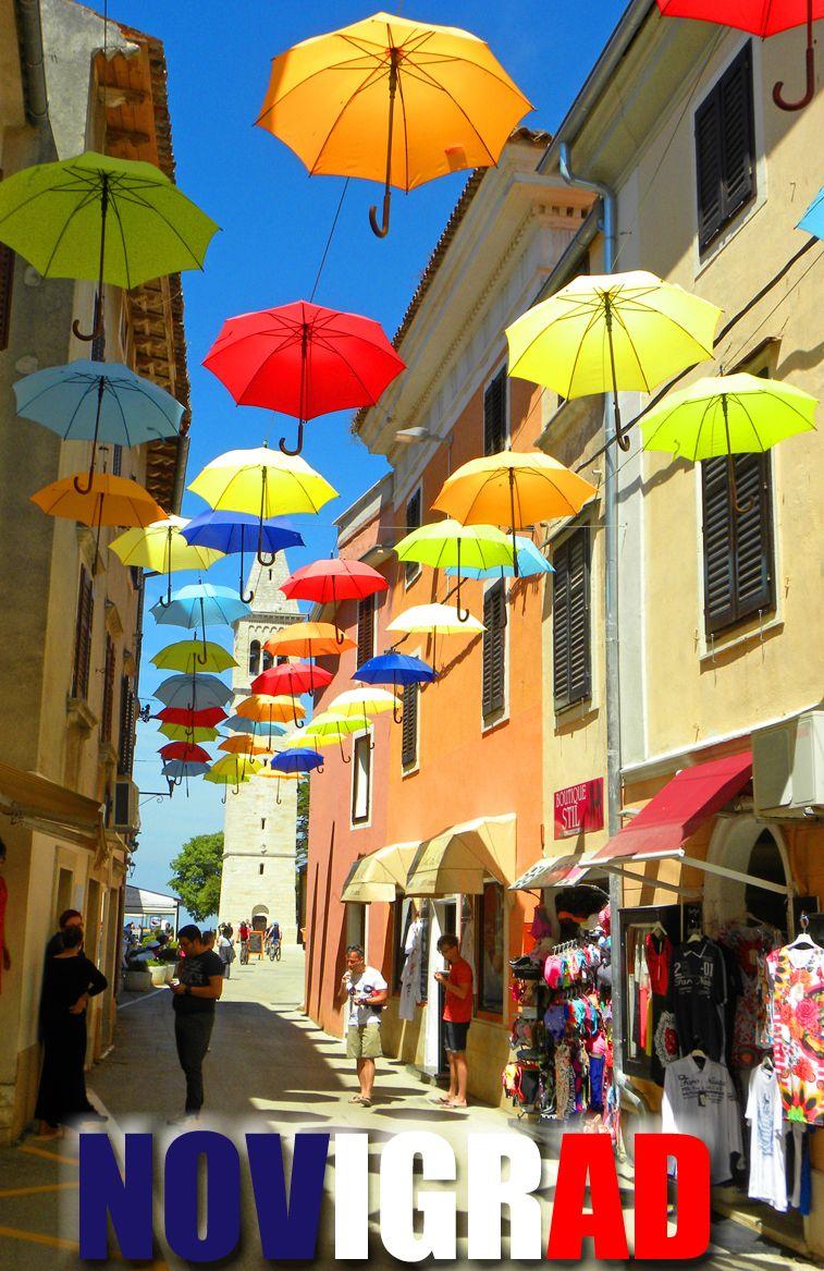 What To Do And See In Novigrad Croatia Croatia Tours Croatia