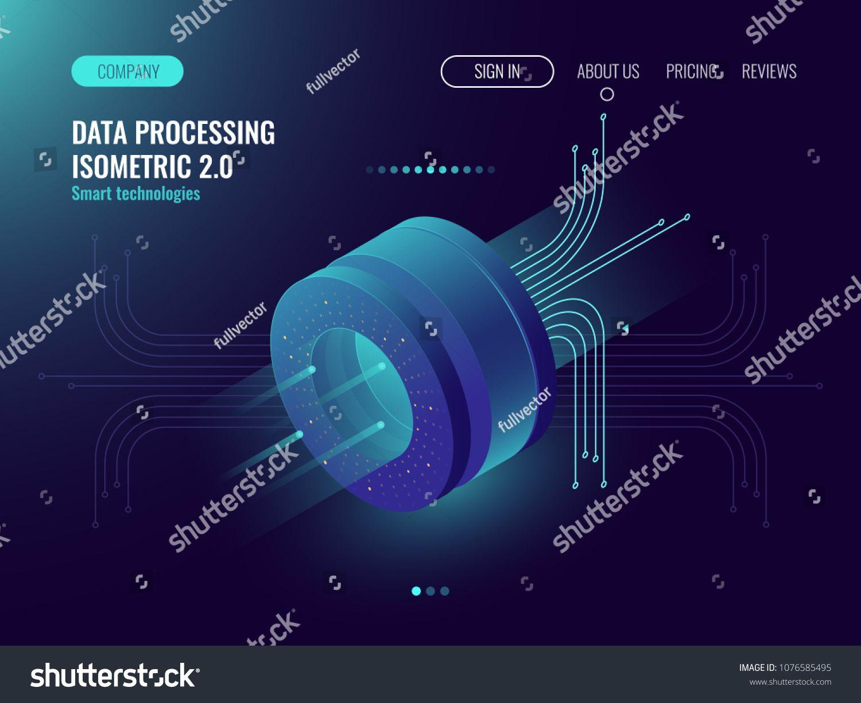 Data Analysis Processing Big Data Computing Information Flow