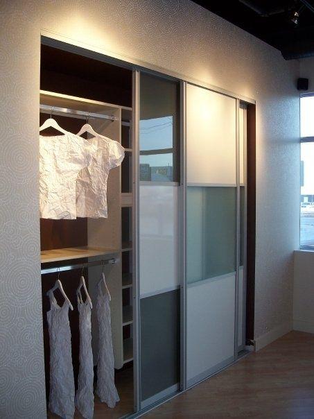 pinterest closet door ideas | California Closets DFW ...
