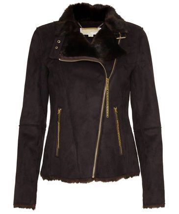 Michael Kors Damen Jacke #winter #biker #fashion #engelhorn