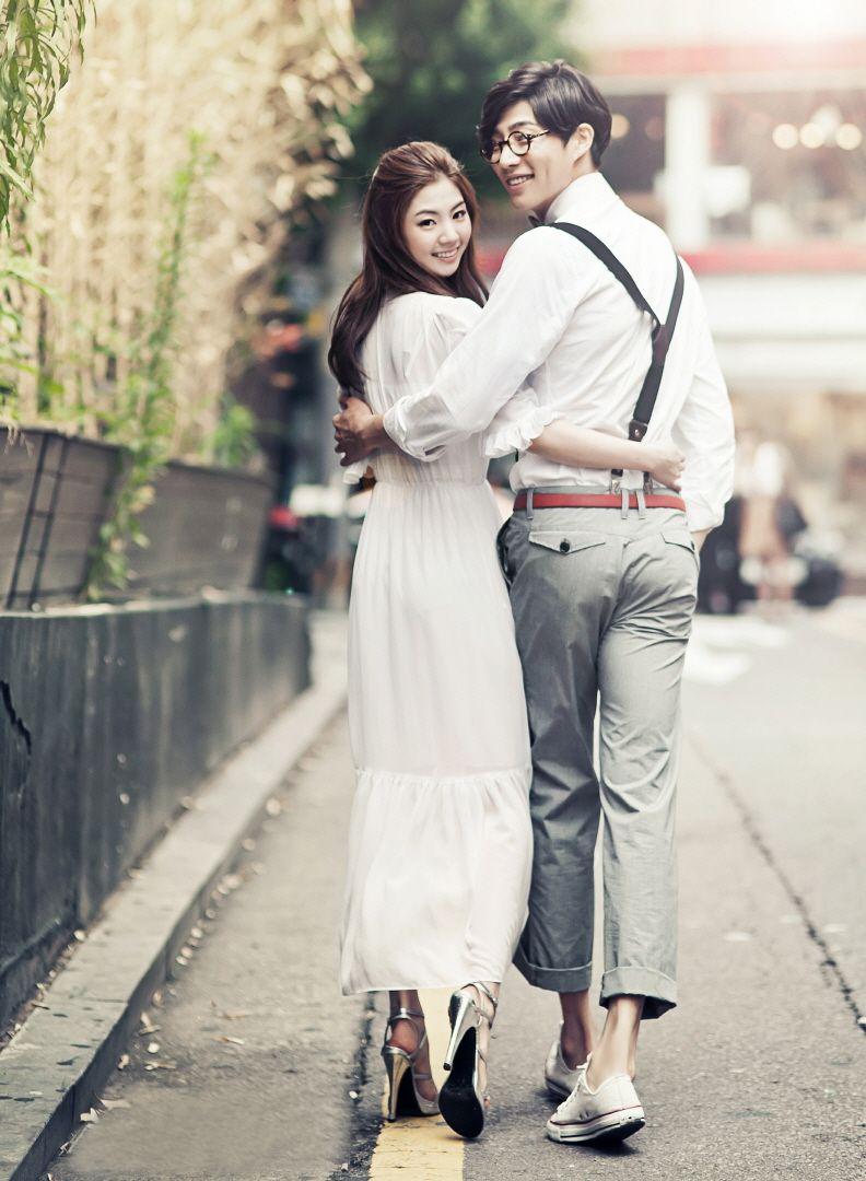 Korea Pre-Wedding Studio Photography 2016 Sample