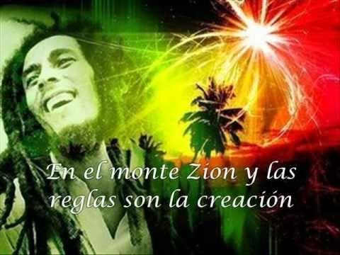 Jamming Bob Marley Subtitulada Al Español Wmv Musica Musicales La Creacion
