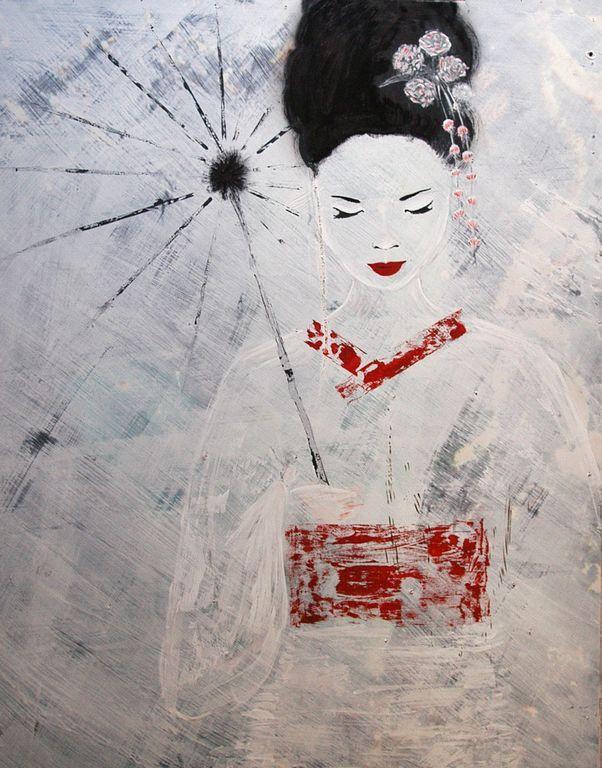Geisha - artelista