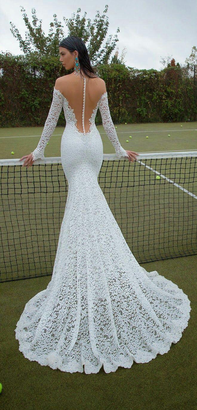Pin de Yenny Gomez en Vestidos | Pinterest | Vestidos de novia, De ...