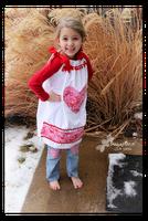 Valentine Pillowcase Dress
