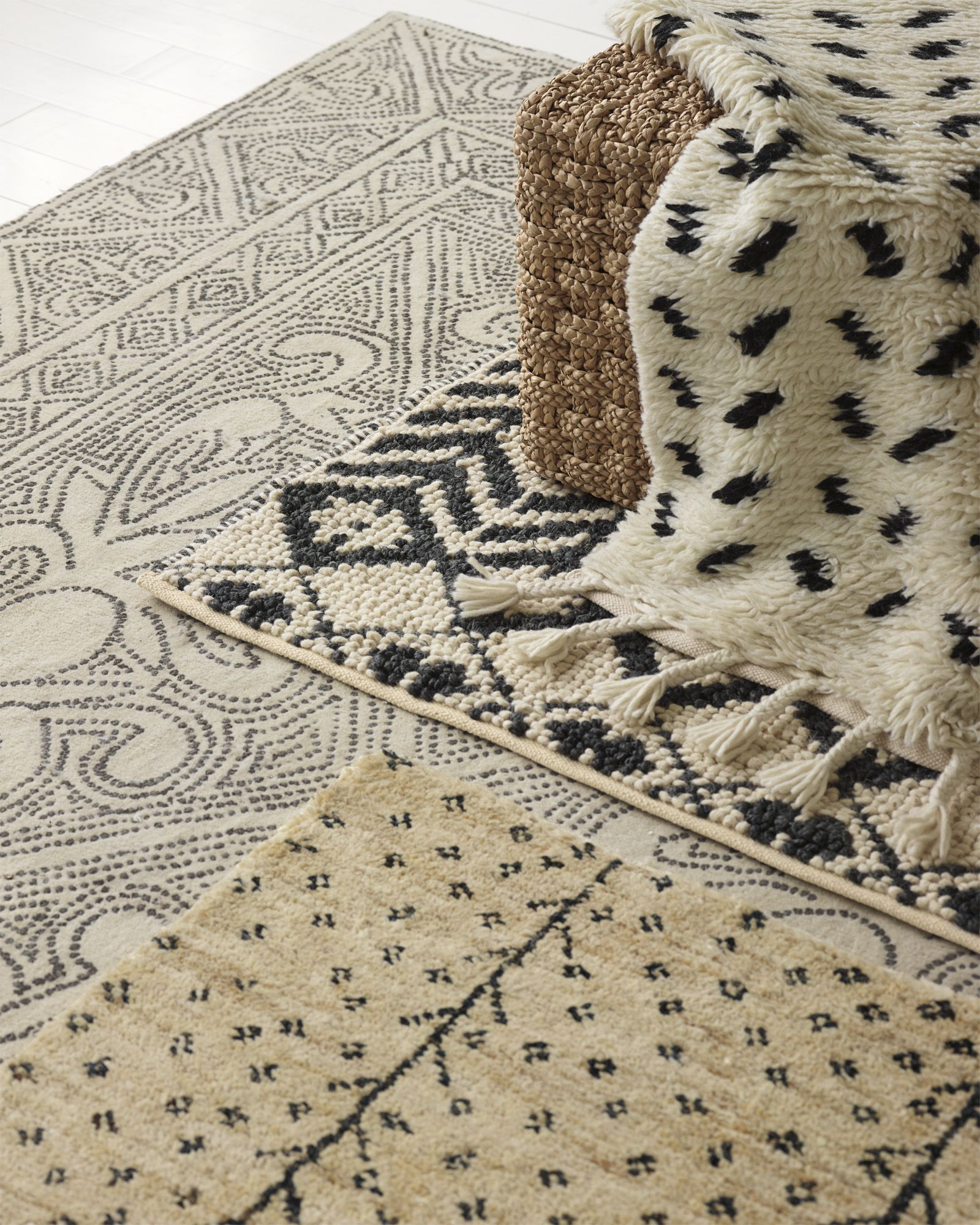 Malta Hand Knotted Rug Serena Amp Lily In 2019 Rugs