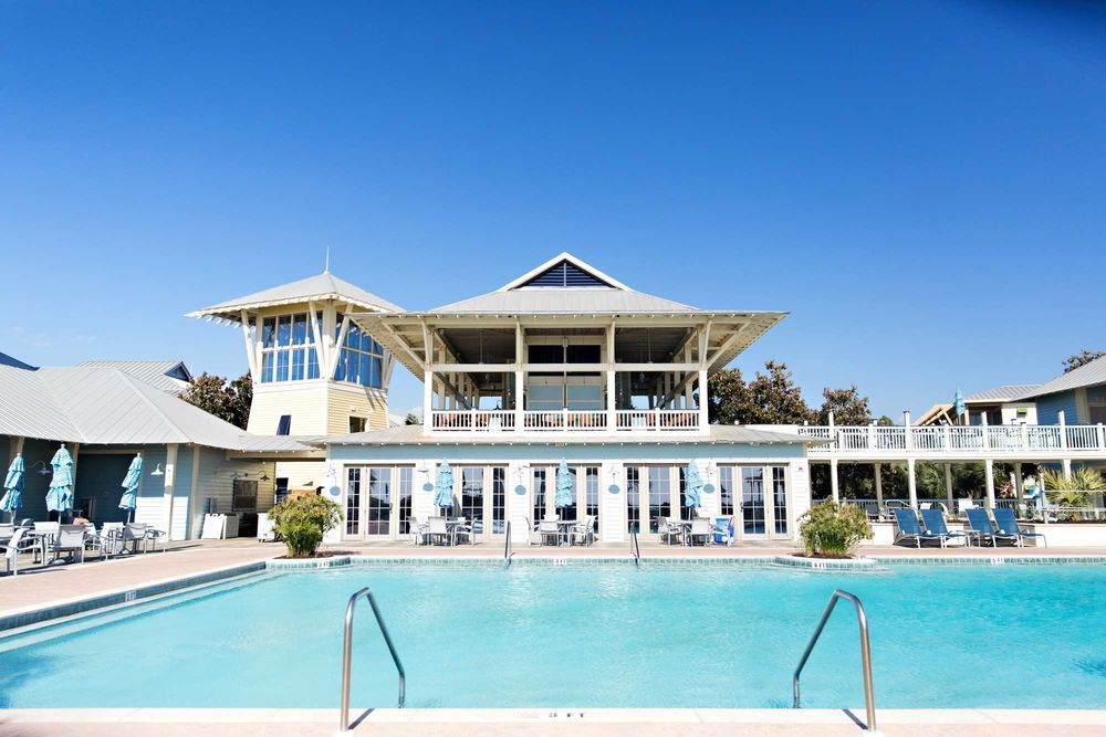 Brand New Home In Watercolor With Beautiful Finishes Private Pool
