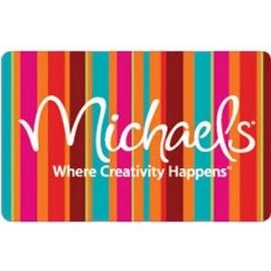 michaels gift cards - Google Search | * THE Gift LIST ...