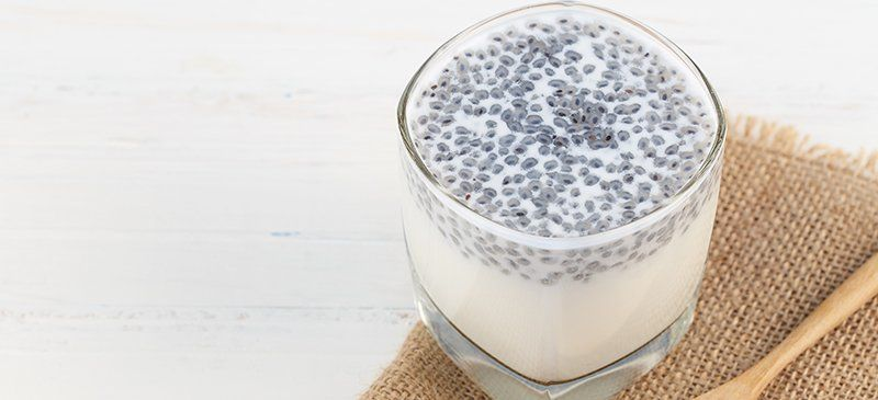 How to Eat Chia Seeds: Whole, Ground, Soaked or Raw? #chiaseedpudding