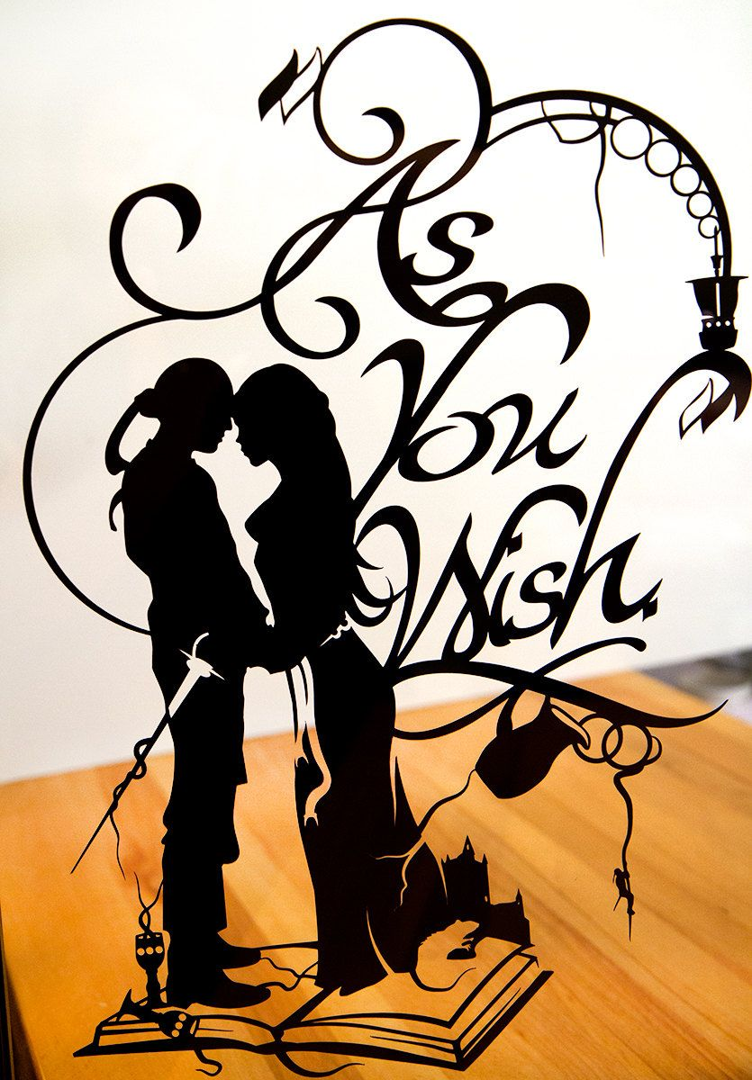 Princess Bride – Representation Love and Marriage