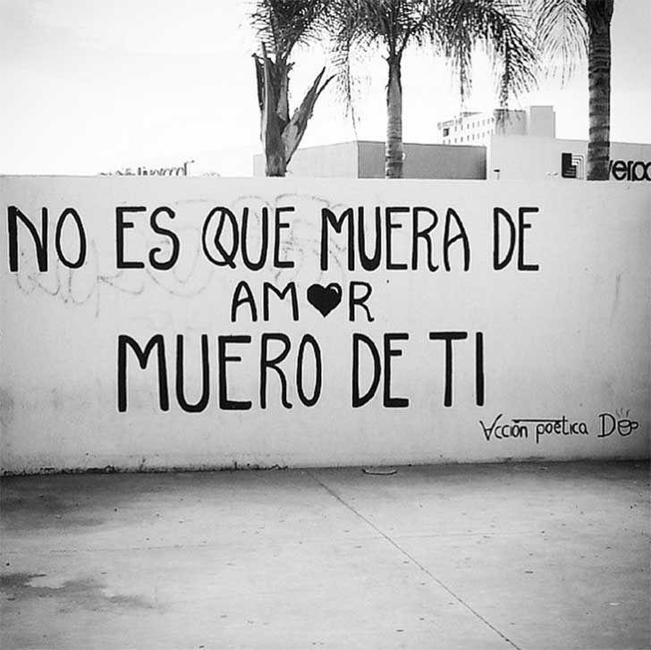 Graffiti Sad Quotes: 20 Profundas Frases De Amor Que Describirán Perfectamente