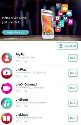 My Jio App Old Version APK Download (Series 3, 4, 5