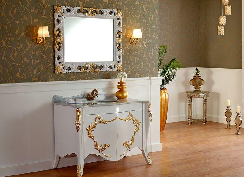 Avangard Banyo Dolaplari Ve Ayna Modelleri Ev Ve Bahce